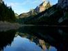 Le lac et les jumelles
