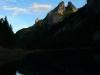 Le lac et ses reflets